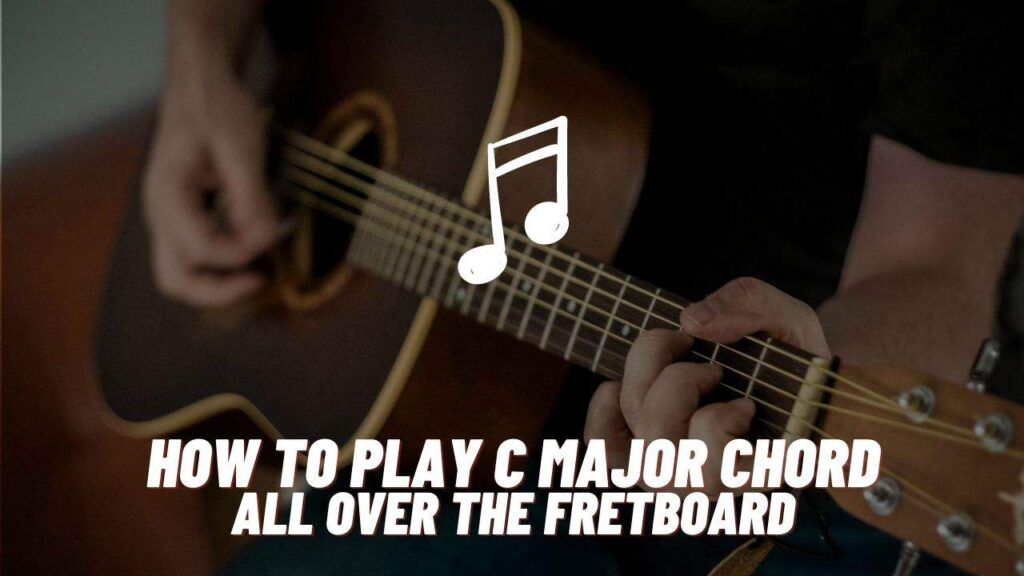 how to play c major chord