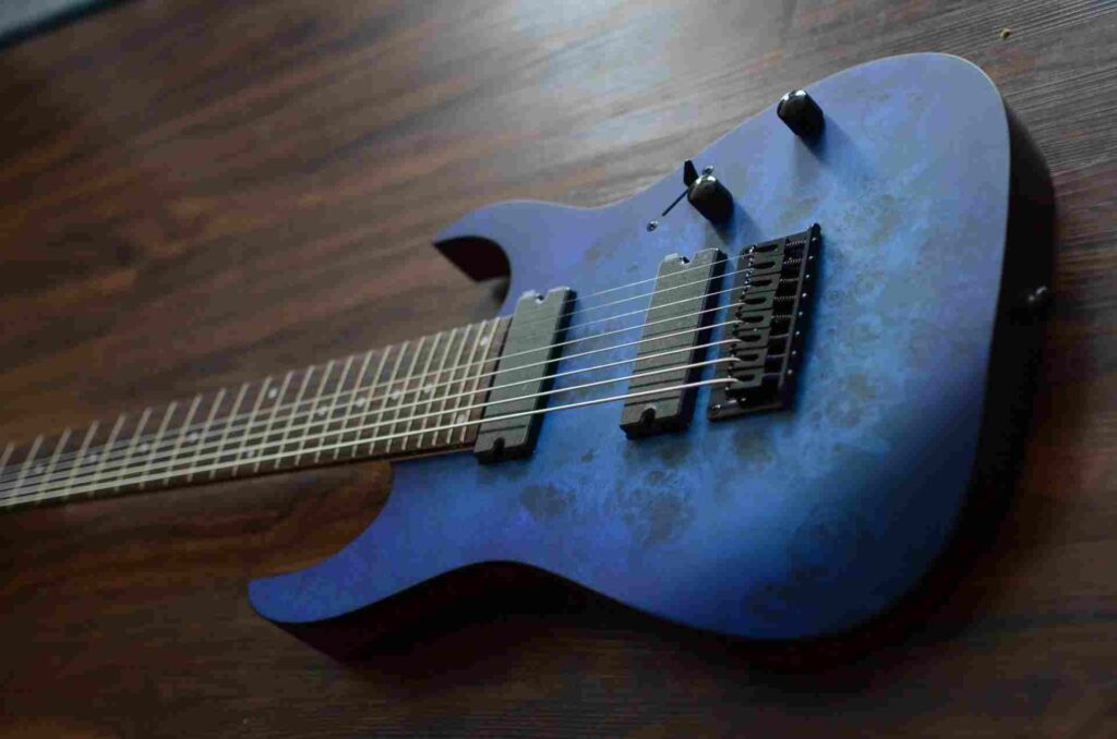 list of all 8 string guitar tunings