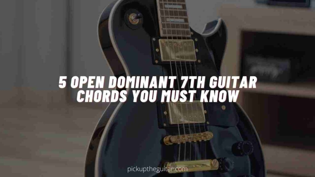 Dominant 7th Guitar Chords