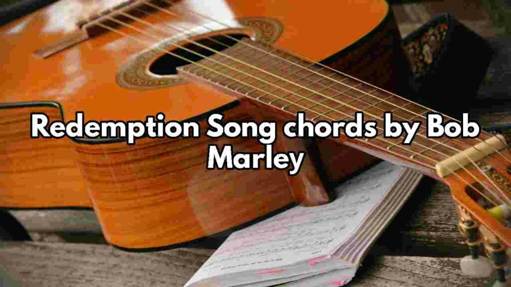 redemption-song-chords